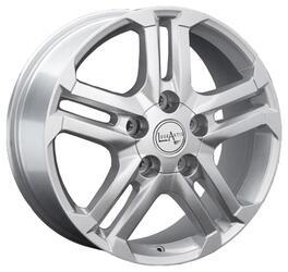 Автомобильный диск Литой LegeArtis LX28 8,5x20 5/150 ET 60 DIA 110,3 Sil