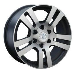 Автомобильный диск Литой Replay TY61 7,5x18 6/139,7 ET 25 DIA 106,1 MBF