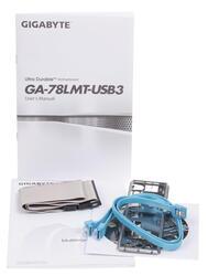 Материнская плата GIGABYTE GA-78LMT-USB3