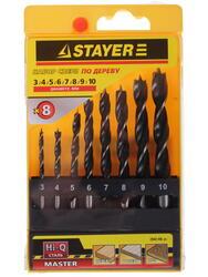 """Набор сверл STAYER """"MASTER"""" 2942-H8_z01"""