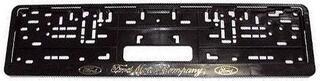 Рамка номерного знака Noname