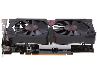 Видеокарта ASUS GeForce GTX 750 Ti STRIX OC [STRIX-GTX750TI-DC2OC-4GD5]