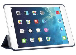 Чехол-книжка для планшета Apple iPad Mini Retina, Apple iPad Mini 3 синий