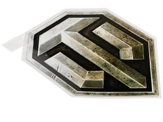 """Наклейка World Of Tanks """"Лого"""""""