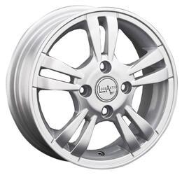 Автомобильный диск Литой LegeArtis GM22 5x13 4/100 ET 49 DIA 56,6 Sil