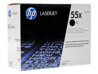 Картридж лазерный HP 55X (CE255X)