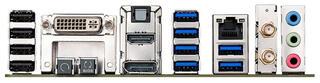 Плата ASUS LGA1150 Z87I-PRO Z87 2xDDR3-3000 PCI-Ex16 HDMI/DVI/DP 8ch 6xSATA3 6xUSB3 GLAN WIFI BT mini-ITX