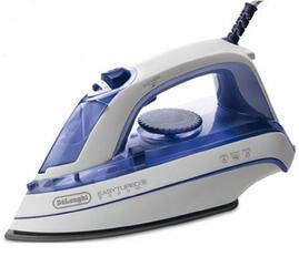 Утюг DeLonghi FXK 23.T белый, синий