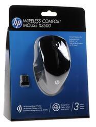 Мышь беспроводная HP Wireless Mouse X3500