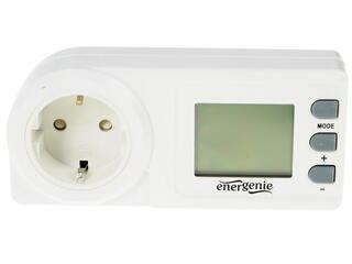 Ваттметр Energenie EG-EM1 белый