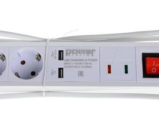 Сетевой фильтр Belsis BP1610 белый