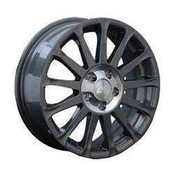Автомобильный диск Литой LS 115 6x15 4/100 ET 45 DIA 73,1 GMC