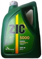 Моторное масло ZIC 5000 10W40 163128