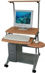 Стол компьютерный BURO DL-777/Beech