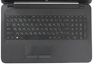 """15.6"""" Ноутбук HP Notebook 15-ac120ur черный"""