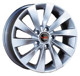 Автомобильный диск литой Replay SK54 7x16 5/112 ET 45 DIA 57,1 Sil