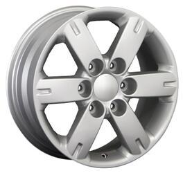 Автомобильный диск Литой LegeArtis Mi14 7,5x17 6/139,7 ET 46 DIA 67,1 Sil