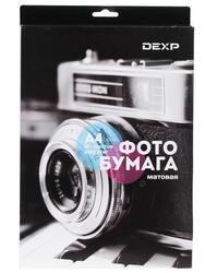 Фотобумага DEXP Deluxe Matt 0805585