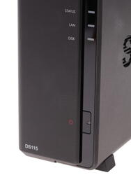 Сетевое хранилище Synology Disk Station DS115