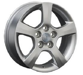 Автомобильный диск литой Replay MI19 6,5x16 5/114,3 ET 46 DIA 67,1 Sil