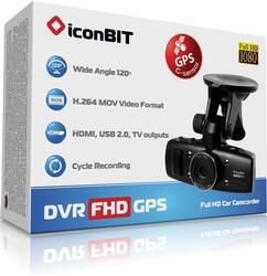 Видеорегистратор IconBit DVR FHD GPS