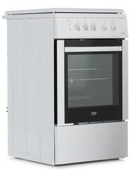Комбинированная плита BEKO CSS53010GW белый