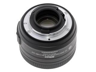Объектив Nikon AF-S DX 35mm F1.8 G Nikkor