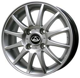 Автомобильный диск Литой LegeArtis TG5 6x15 4/114,3 ET 44 DIA 56,6 Sil