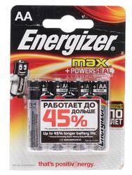 Батарейка Energizer ENR Max LR6