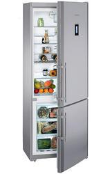 Холодильник с морозильником Liebherr CNPes 5156-20 серебристый