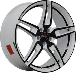 Автомобильный диск Литой Yokatta MODEL-21 8x19 5/114,3 ET 35 DIA 60,1 W+B+BSI