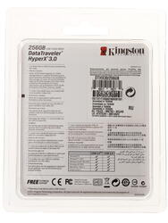 Память USB Flash Kingston DataTraveler HyperX 3.0 256 Гб