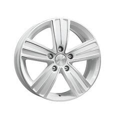 Автомобильный диск  K&K да Винчи 7x16 5/130 ET 43 DIA 84,1 Алмаз вайт