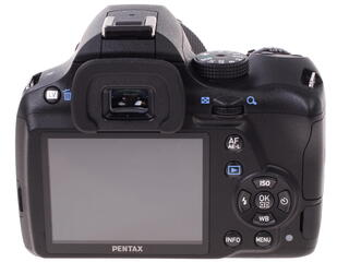 Зеркальная камера Pentax K-50 kit DA L 18-135mm WR черный