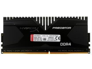 Оперативная память Kingston HyperX Predator [HX421C13PBK4/16] 16 ГБ