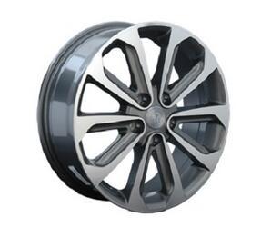 Автомобильный диск литой Replay NS69 6,5x17 5/114,3 ET 40 DIA 66,1 GMF