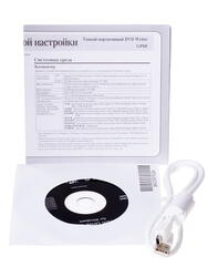 Привод внеш. DVD-RW LG GP60NW60