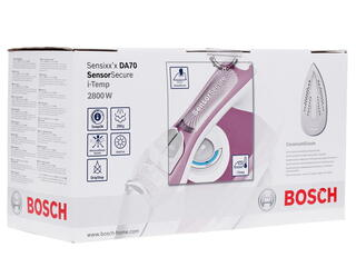 Утюг Bosch TDA702821I розовый