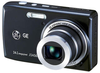 Компактная камера General Electric C1433 черный