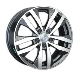 Автомобильный диск литой Replay SK65 6,5x16 5/112 ET 50 DIA 57,1 Sil