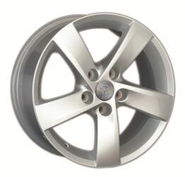 Автомобильный диск литой Replay A87 7x16 5/112 ET 48 DIA 57,1 Sil