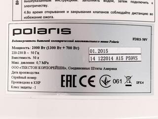 Водонагреватель Polaris FDRS-50 V