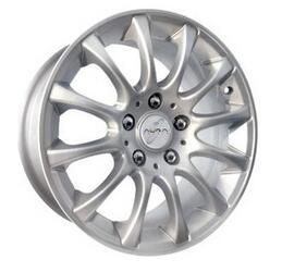 Автомобильный диск Литой K&K Ореол 5,5x13 4/100 ET 38 DIA 67,1 Сильвер