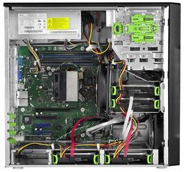 Сервер Fujitsu PRIMERGY TX100 S3