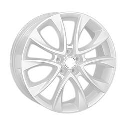 Автомобильный диск литой LegeArtis MZ39 7x17 5/114,3 ET 50 DIA 67,1 White