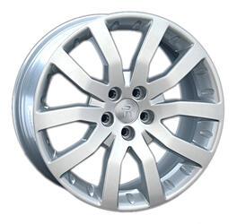 Автомобильный диск Литой Replay LR28 9,5x20 5/120 ET 53 DIA 72,6 Sil