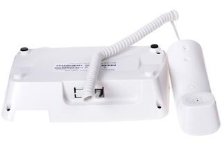 Телефон проводной Philips CRD200W