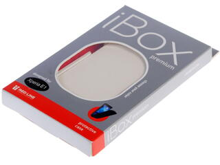 Флип-кейс  iBox для смартфона Sony Xperia E1, Sony Xperia E1 Dual