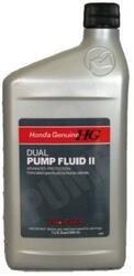 Трансмиссионное масло Honda Dual Pump Fluid II 08200-9007