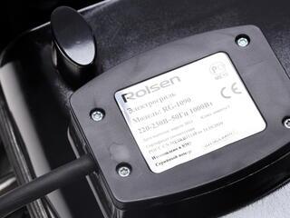 Гриль Rolsen RG-1090 черный